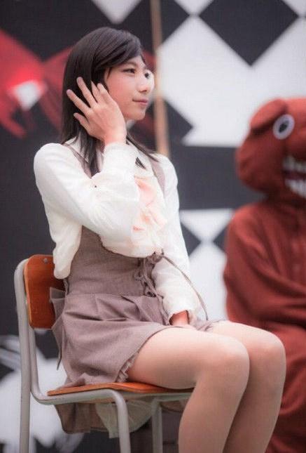 日本伪娘大赛视频_实拍日本名牌男校伪娘选美大赛