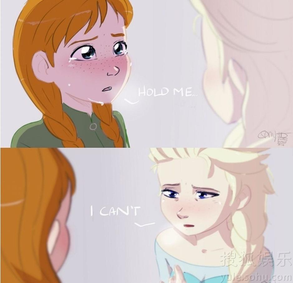 丫丫姐妹们的神圣秘�_《冰雪奇缘》热度不减,片中主角艾莎和安娜这对姐妹不仅遭到网友们的