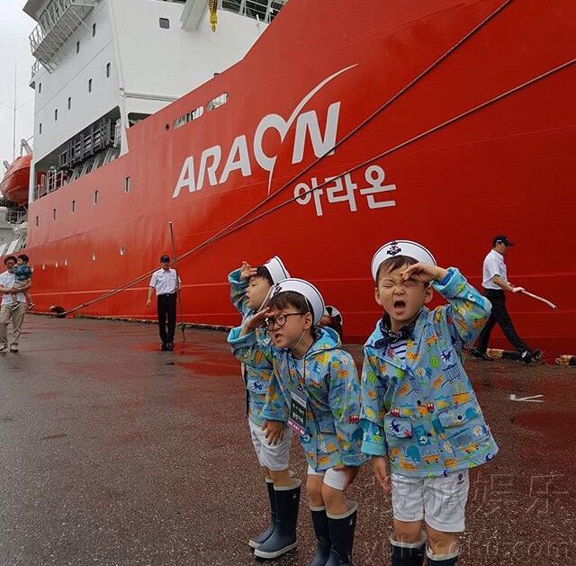 萌翻天!韩国超人气三胞胎的日常可爱爆了
