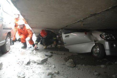 盘点中国重大桥梁垮塌事故