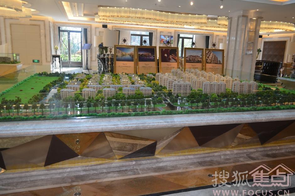 大虹桥公寓旁将推89平起2房枢纽景进门地别墅图片