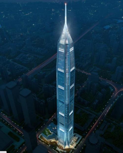 高遭质疑 中国十大在建摩天大楼5312196