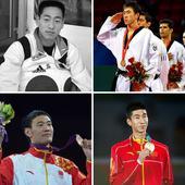组图:从朱峰到赵帅 中国男子跆拳道首金创业路