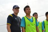 足球梦广州海选众生相 世界名宿帮助你让梦发生