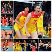 组图:中国女排十二年后终夺冠 回顾里约光辉路