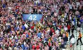 高清图:骚乱又来!克罗地亚球迷内讧大打出手
