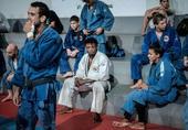 在艰苦中追求梦想 里约奥运难民队的柔道员(图)