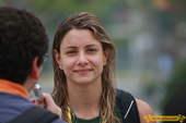 奥运村里最美的脸 8月6日,大部分代表团已经入住奥运村,村内充斥着各种各样的笑脸,赛前气氛轻松欢快...