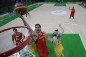 男篮铜牌战西班牙胜澳大利亚 众将疯狂庆祝(图)