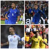 16日早报:法国两球神奇绝杀 C罗竟入首轮最佳