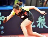 高清:陈梦遭日本17岁小将横扫 无缘亚乒赛冠军