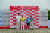 组图:业巡赛总决赛 汤榕健称雄孟霖获年度首冠