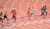 """北京时间8月7日,2012伦敦奥运会田径比赛在""""伦敦碗""""奥林匹克体育场结束男子110米栏预赛。中国飞..."""