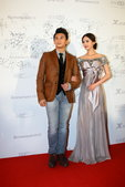 图文:2011搜狐视频电视剧盛典——吴奇隆 刘诗诗