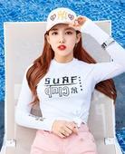 搜狐韩娱讯 韩国女团TWICE为代言品牌拍摄的一组最新夏季宣传照今天在网上曝光,吸引了众多粉丝的目光...