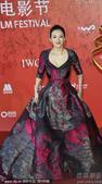 北京电影节闭幕红毯群星闪耀 章子怡惊艳压轴