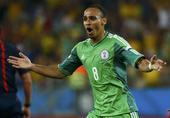 进球回放:奥德姆温吉推射破门 尼日利亚破僵局
