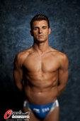 2012年5月16日,美国跳水奥运代表队拍摄官方照。