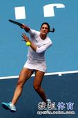北京时间10月8日,总奖金额为450万美元的WTA强制参赛的顶级巡回赛中国网球公开赛展开了女单半决赛...