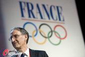 北京时间8月5日,法国代表团出席发布会。更多奥运视频>> 更多奥运图片>>