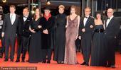64柏林电影节闭幕红毯 评审团成员低调现身