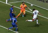 进球回放:鲁伊斯门前抢点破门 哥斯达黎加领先