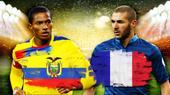 厄瓜多尔法国对位:皇马铁闸患病 德尚轮换7将