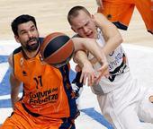 欧冠篮球第十轮十佳图:双恶龙戏珠 悍将遭打脸