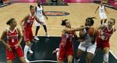 北京时间8月5日,2012年伦敦奥运会女篮小组赛最后一轮展开,在B组的一场强强对话中,法国女篮65-...