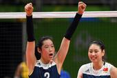 组图:女排奥运最佳阵容 朱婷荣膺MVP林莉上榜