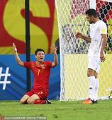高清:国足0-0伊朗 对手疑逃点武磊无奈孙可激动