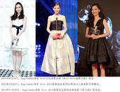 搜狐娱乐讯  Christian Dior以华贵与高雅成为明星红毯和颁奖礼的必备品,回首2014年穿...