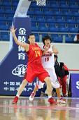 高清:中国女篮对决日本马赫观战 华裔女将出战