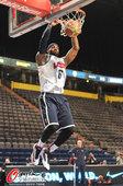 2012年7月19日,2012年伦敦奥运会,美国男篮在曼切斯特训练备战。