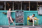 """搜狐娱乐讯 """"好声音""""人气学员张玮将与娇妻杨烨,于明日(6月2日)在巴厘岛举办婚礼。日前,一组夫妻二..."""
