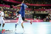 北京时间8月2日,在伦敦奥运会男子手球小组赛中,法国25:19胜突尼斯。更多奥运视频>> 更多奥运图...