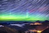 风光摄影:极地之光