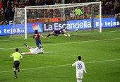 梅西国家德比进球全回顾:22场17球 威震伯纳乌