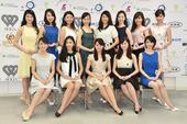 搜狐娱乐讯  据日本媒体报道,近日2017日本小姐大选进入最后阶段,评委会在2156名参选的选手中选...
