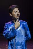 """6月26日晚,大型原创音乐剧《锦绣过云楼》在苏州文化艺术中心进行全球首演,从两年前的""""惊世一拍""""到如..."""