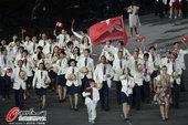 北京时间7月28日凌晨,第30届伦敦奥运会拉开序幕,作为中国代表团的兄弟军团,中国香港代表团...