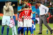 组图回顾克罗地亚本届世界杯:科瓦奇低头落寞