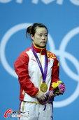 高清:王明娟勇夺中国第二金 激动难掩红了眼眶