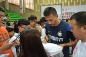 足球梦广州海选火热进行 5V5足球赛众球星抢镜