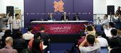 高清图:国际羽联召开发布会 取消放水球员资格