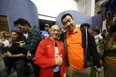 前方图:直击里约奥运会 专访李宁谈开幕式感受