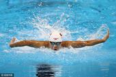 高清:100米女子蝶泳预赛 陆滢陈欣怡轻松晋级