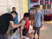 国乒夺冠幕后英雄 8人团队让队员后顾无忧(图)