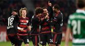 欧冠夺冠赔率:拜仁大热居首 0-4巴萨仍超7劲旅