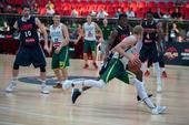 组图:国奥出战四国赛 立陶宛男篮险胜美国男篮